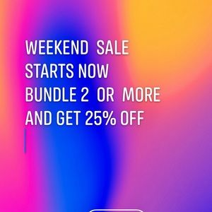 Bundle and get 25% Discount immediately!